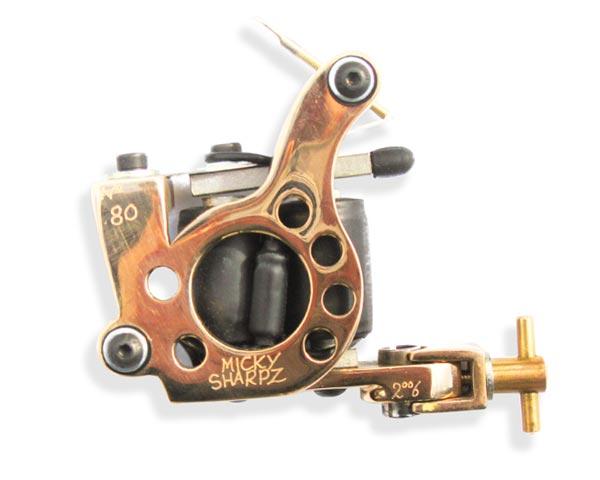 mickey sharpz machine